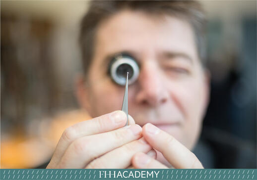 history of the fine watchmaking industry