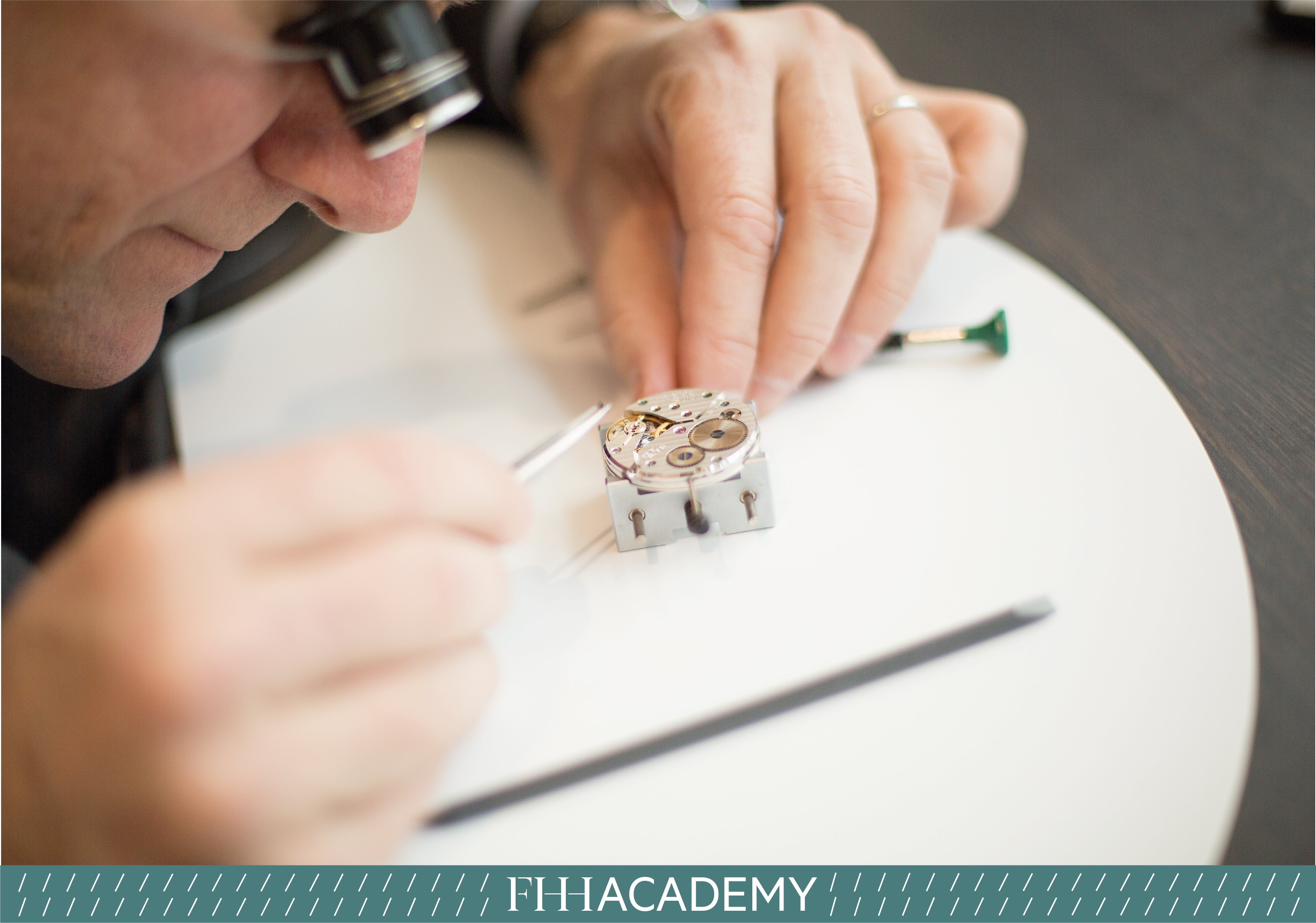 Future challenges of the fine watchmaking industry