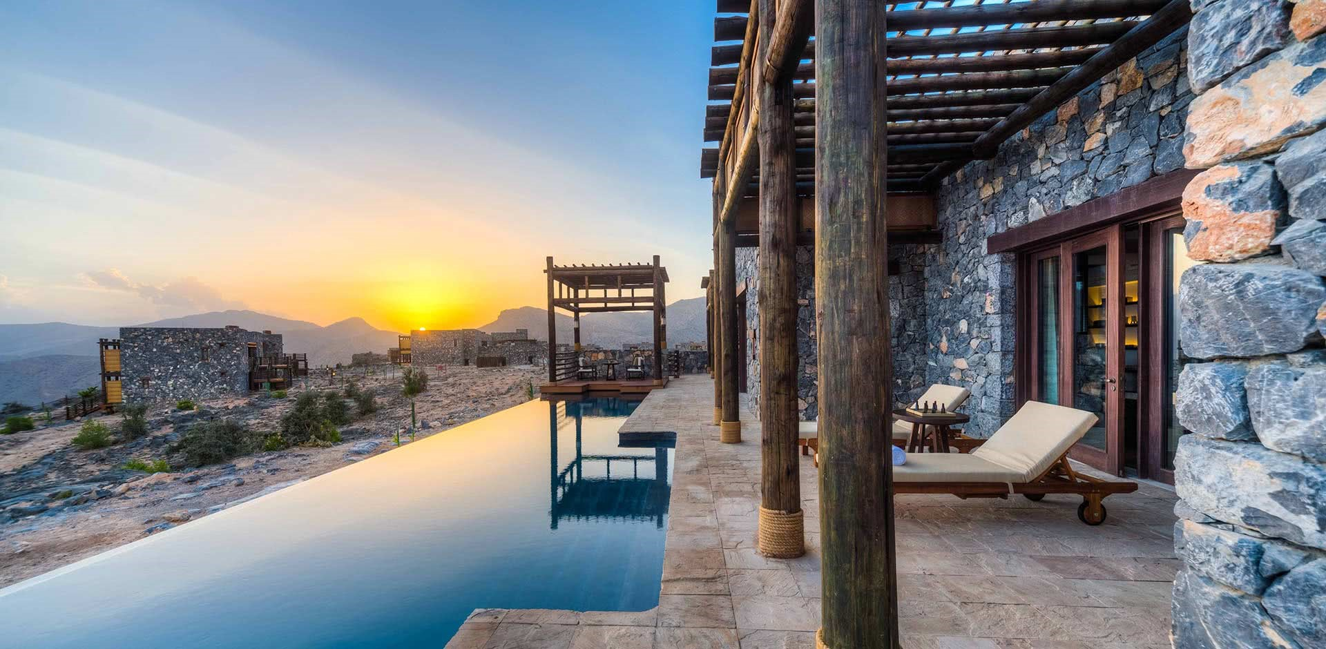 Alila Jabal Akhdar, Oman