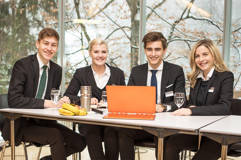berufslehre und höhere fachschule