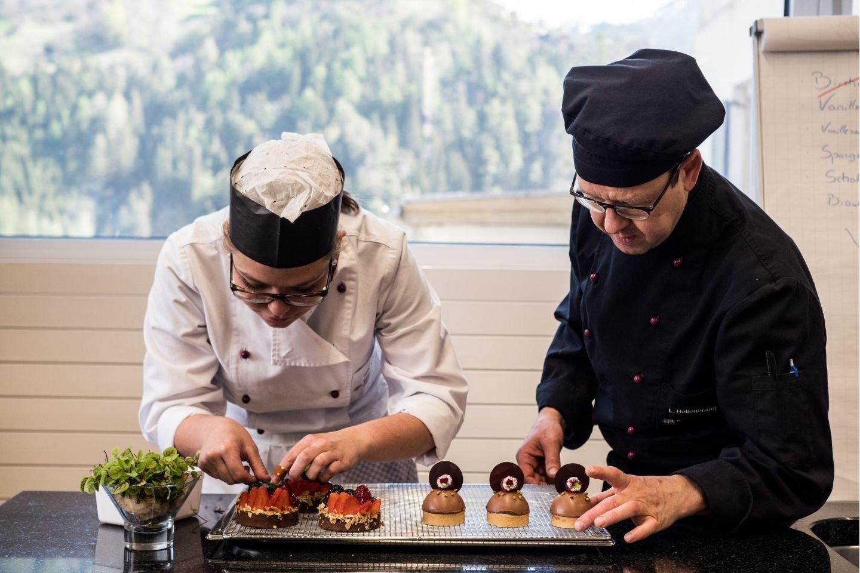 kulinarische ausbildung an der ehl hotelfachschule passugg