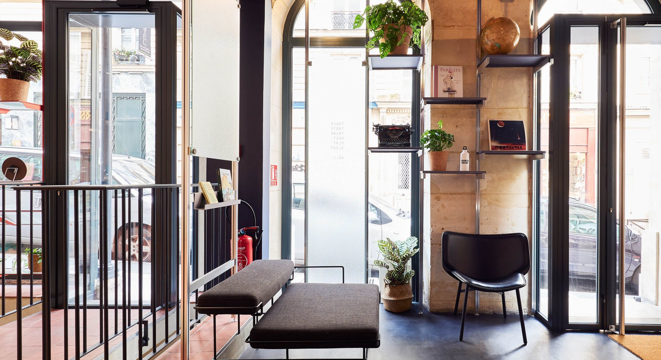 French Theory hotel