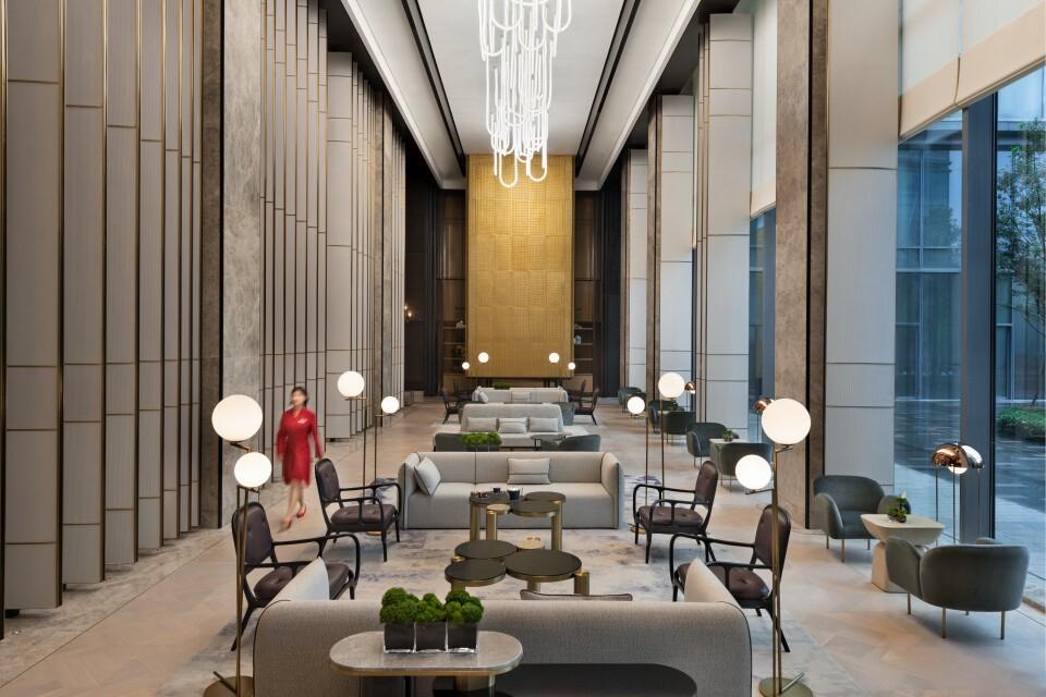 Kempinski Hotel Nanjing 2