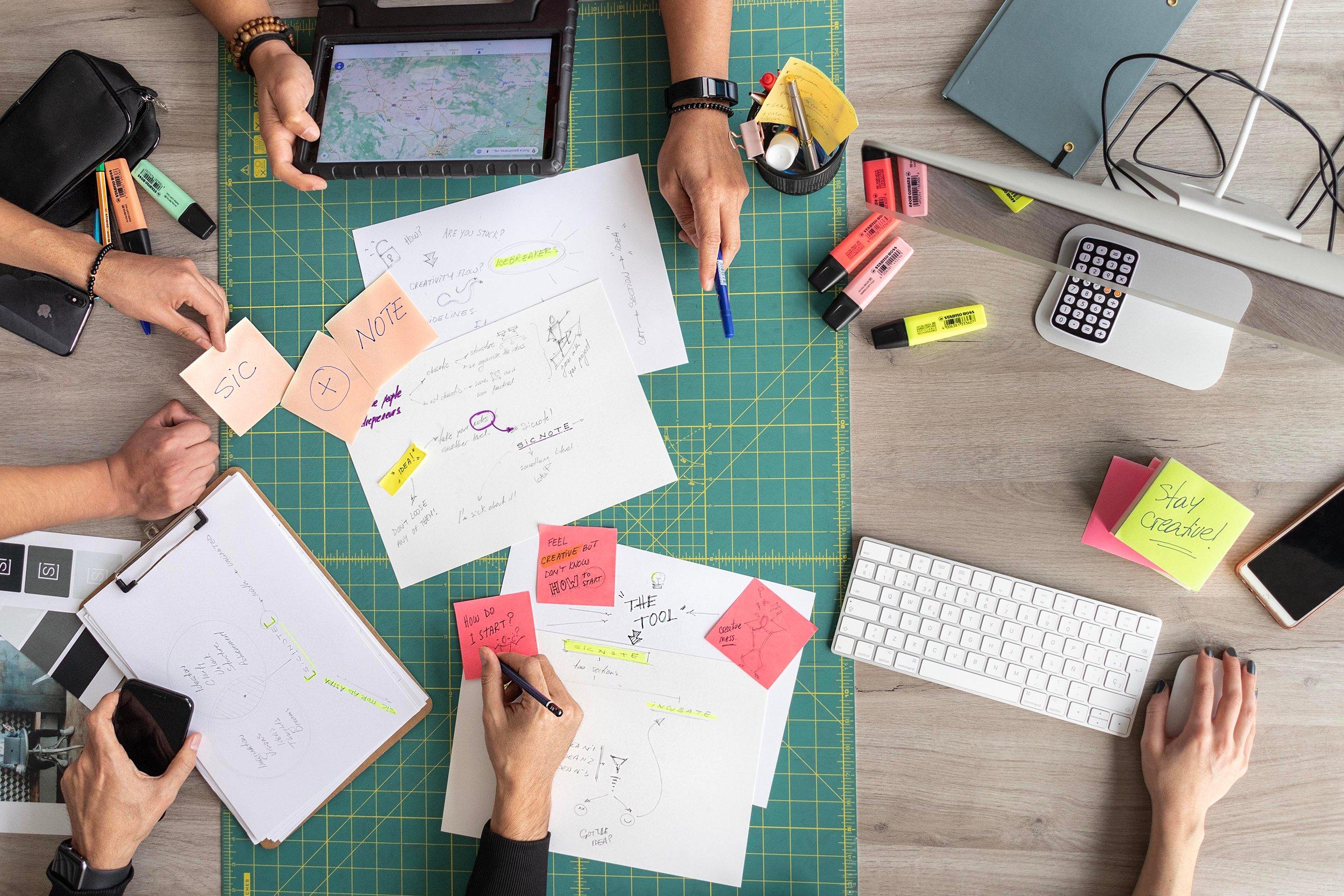 Entrepreneurial EHL startup