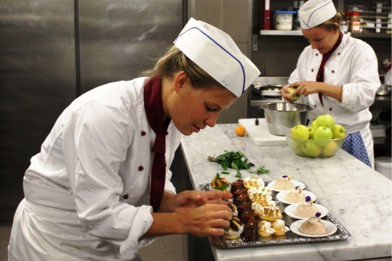 Culinary Arts sind Teil der Lebensmittel & Getränke Branche