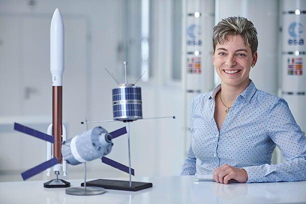 Women in STEM: Deborah Muller