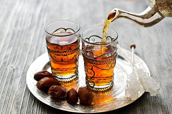 tea maroc