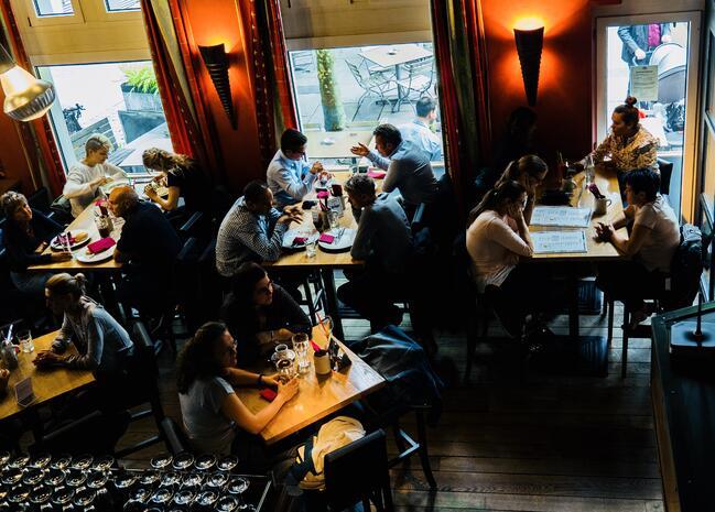 Calanda restaurant Chur