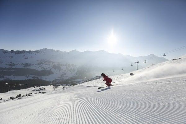 Lenzerheide ski station