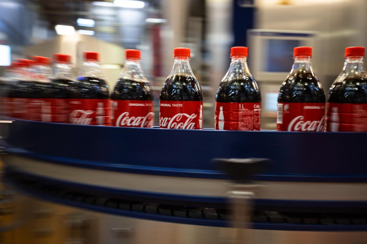 Coca-Cola ambassadors
